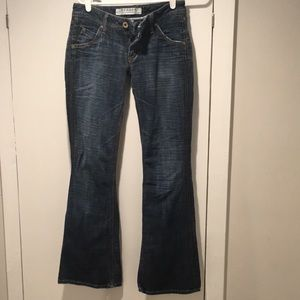 Women's Hudson Jean Size 27
